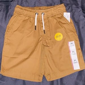 Little Boys size 4/5, 4 Pocket Shorts NWT